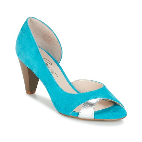 Casual salvaje Zapatos especiales Betty London IMIMI Azul