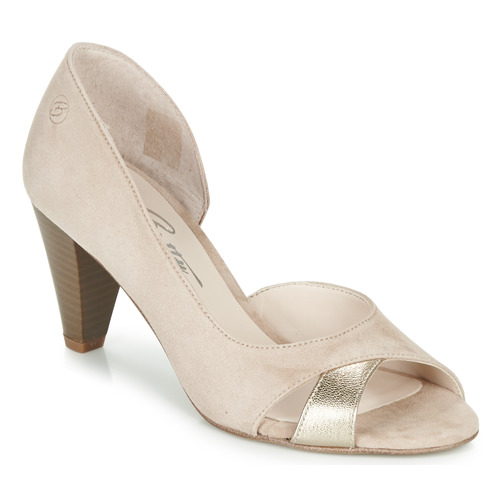 Los últimos zapatos de descuento para hombres y mujeres Betty London IMIMI Rosa - Envío gratis Nueva promoción - Zapatos Sandalias Mujer