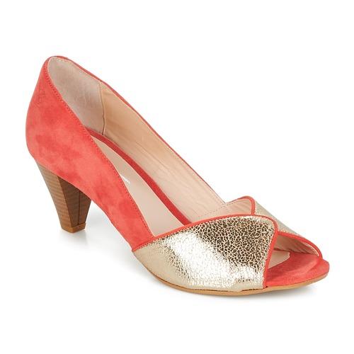 Zapatos promocionales Betty London ESQUIBE Coral  Casual salvaje