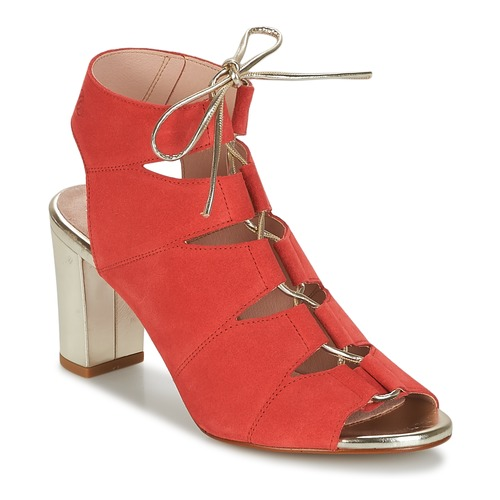 Zapatos promocionales Betty London INALU Rojo  Zapatos casuales salvajes