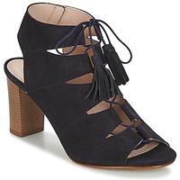 Zapatos Mujer Sandalias Betty London EVENE Azul / Marino