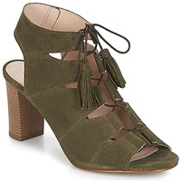 Zapatos Mujer Sandalias Betty London EVENE Kaki