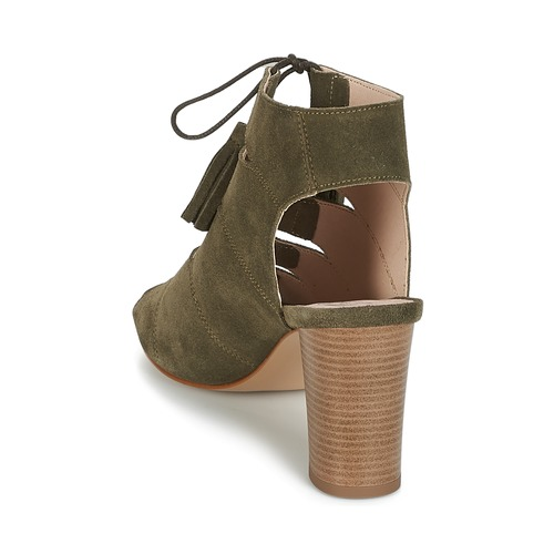 Zapatos Mujer Sandalias Evene Kaki Betty London Yvf76Ibmgy
