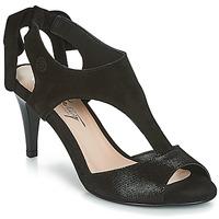 Zapatos Mujer Sandalias Betty London INILAVE Negro