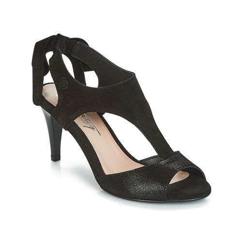 Zapatos de hombres y mujeres de moda casual Betty London INILAVE Negro - Envío gratis Nueva promoción - Zapatos Sandalias Mujer