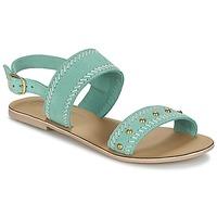 Zapatos Mujer Sandalias Betty London IKARI Azul