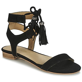 Zapatos Mujer Sandalias Betty London IKARA Negro