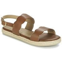 Zapatos Mujer Sandalias Betty London IKARO Marrón