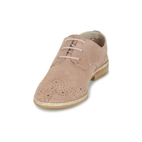 Mujer London Ikata Rosa Zapatos Betty Derbie 4jLq35RA