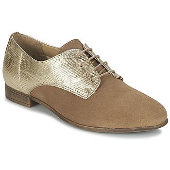 Zapatos Mujer Derbie Betty London IKATI Marrón