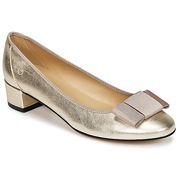 Zapatos Mujer Bailarinas-manoletinas Betty London HENIA Oro