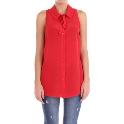 textil Mujer Tops / Blusas Moschino Couture 02100437 Camisa Mujer Rojo Rojo