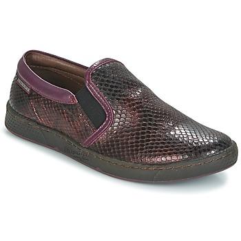 Zapatos Niña Slip on Pataugas JLIP-S-J4A Burdeo