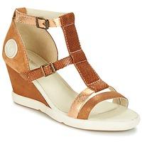 Zapatos Mujer Sandalias Pataugas WAMI-F2B Camel