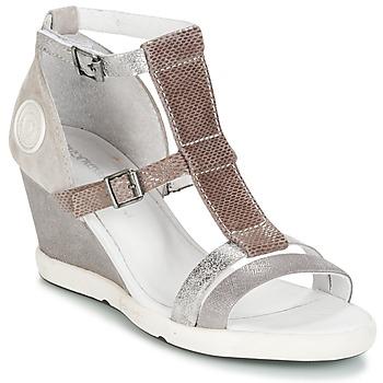 Zapatos Mujer Sandalias Pataugas WAMI-F2B Gris