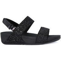 Zapatos Mujer Sandalias FitFlop FIT FLOP  GLITTERBALL TM SANDAL Nero