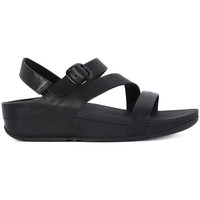 Zapatos Mujer Sandalias FitFlop FIT FLOP  THE SKINNY CROSS SANDAL Nero