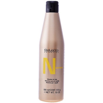 Belleza Champú Salerm Nutrient Shampoo Vitamins For Hair  500 ml