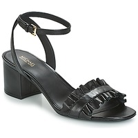 Zapatos Mujer Sandalias MICHAEL Michael Kors BELLA FLEX MID Negro
