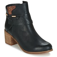 Zapatos Mujer Botines Elue par nous BEGINE Negro