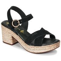 Zapatos Mujer Sandalias Musse & Cloud LARISE Negro