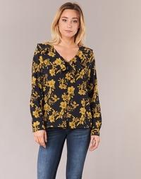textil Mujer Tops / Blusas Casual Attitude IDAFIL Marino
