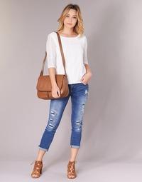 textil Mujer Tops / Blusas Betty London INNATI Blanco