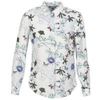 textil Mujer camisas Tommy Hilfiger MIRAN-SHIRT-LS Blanco