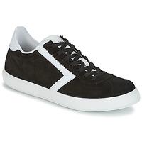 Zapatos Hombre Zapatillas bajas Yurban RETIPUS Negro