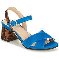 Zapatos Mujer Sandalias Fericelli IMOLGA Azul