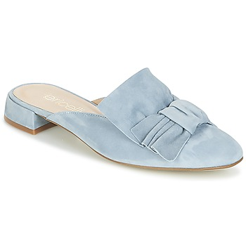 Zapatos Mujer Zuecos (Mules) Fericelli ITELEURY Azul