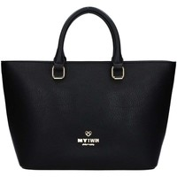 Bolsos Mujer Bolso shopping My Twin By Twin Set Va7pdn Shopping negro