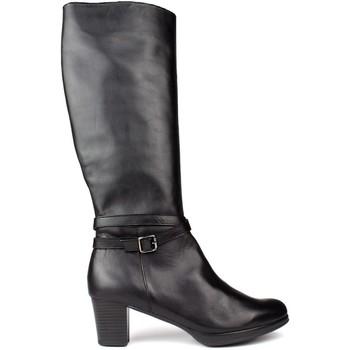 Zapatos Mujer Botas Kroc S  ALTAS DE NEGRO