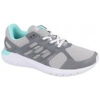 Zapatos Mujer Zapatillas bajas adidas Originals Duramo 8 w grey/energy aqua