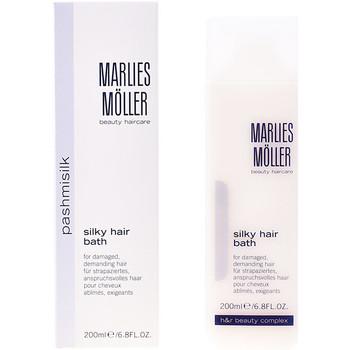 Belleza Acondicionador Marlies Möller Pashmisilk Silky Hair Bath  200 ml