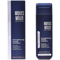 Belleza Hombre Champú Marlies Möller Men Unlimited Strengthening Shampoo  200 ml