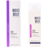 Belleza Champú Marlies Möller Strength Daily Mild Shampoo  200 ml