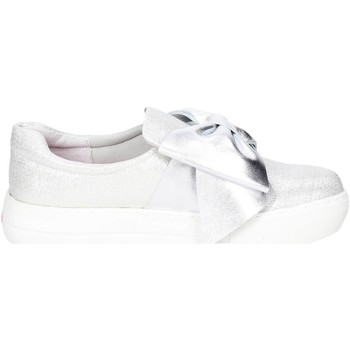 Zapatos Mujer Slip on Fornarina PE17YM9608M090 Plata