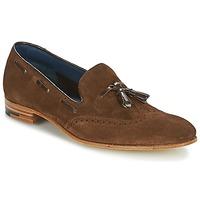 Zapatos Hombre Mocasín Barker RAY Marrón