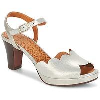 Zapatos Mujer Sandalias Chie Mihara UNDIA Plata
