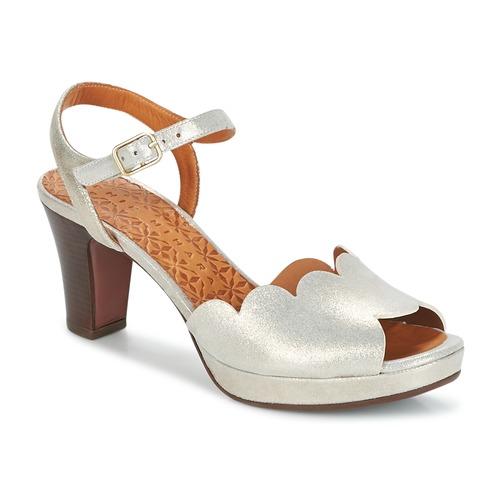 Mujer Sandalias Zapatos Plata Mihara Undia Chie SUpLqGzMV