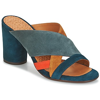 Zapatos Mujer Zuecos (Mules) Chie Mihara UNIL Azul