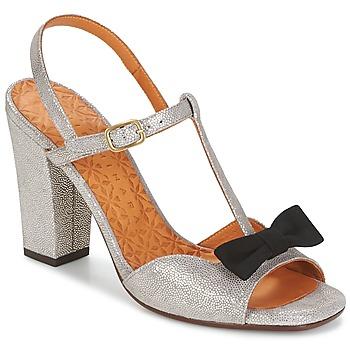 Zapatos Mujer Sandalias Chie Mihara BRAILE Gris