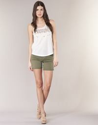 textil Mujer Shorts / Bermudas Le Temps des Cerises RAIPORT Kaki