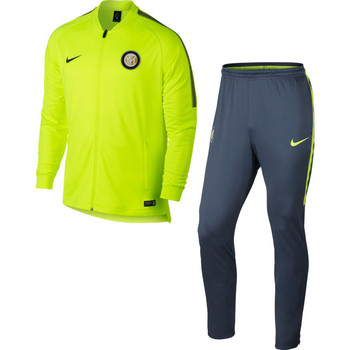 textil Hombre Conjuntos chándal Nike Inter Milan Dry Squad Track Suit Amarillo