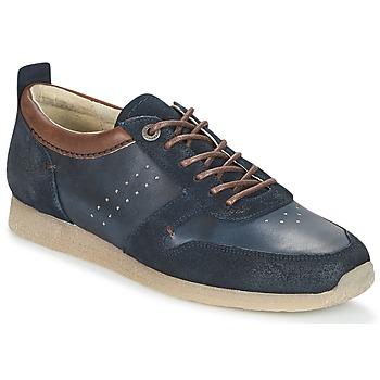 Zapatos Hombre Zapatillas bajas Kickers OLYMPEI Marino