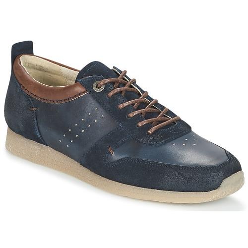 Zapatos especiales para hombres y mujeres Kickers OLYMPEI Marino