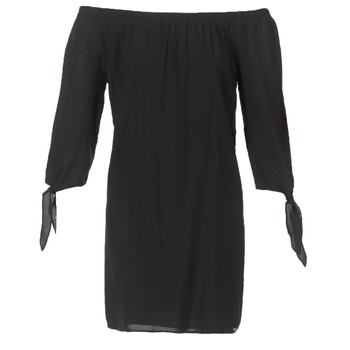 textil Mujer vestidos cortos LPB Shoes ARIN Negro