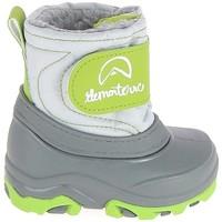 Zapatos Niños Botas de nieve Elementerre Albox BB Vert Verde