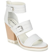 Zapatos Mujer Sandalias Strategia BARREA Blanco